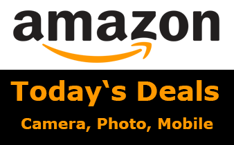 Amazon Today's Deals Camera Photo
